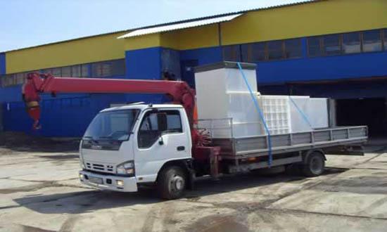 Шаг-3: Доставка оборудования и монтаж